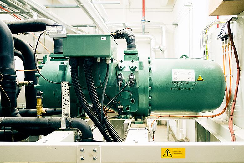 Produzione Energia, Recupero Calore e Condizionamento